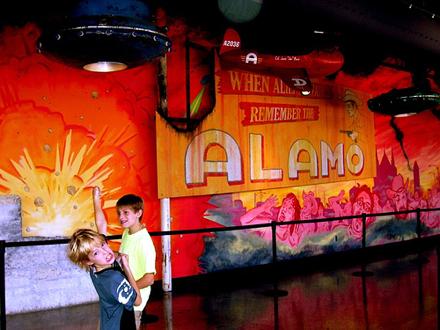 The Alamo Lobby